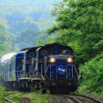 豪華すぎる!【進化した寝台列車の旅】まさに「住む旅」