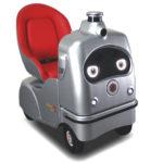 【高齢者のお散歩に】一人乗り自動走行ロボット『RakuRo(ラクロ)』が定額制乗り放題を開始